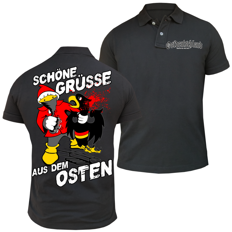 polo shirt sch ne gr sse aus dem osten ostdeutschland. Black Bedroom Furniture Sets. Home Design Ideas
