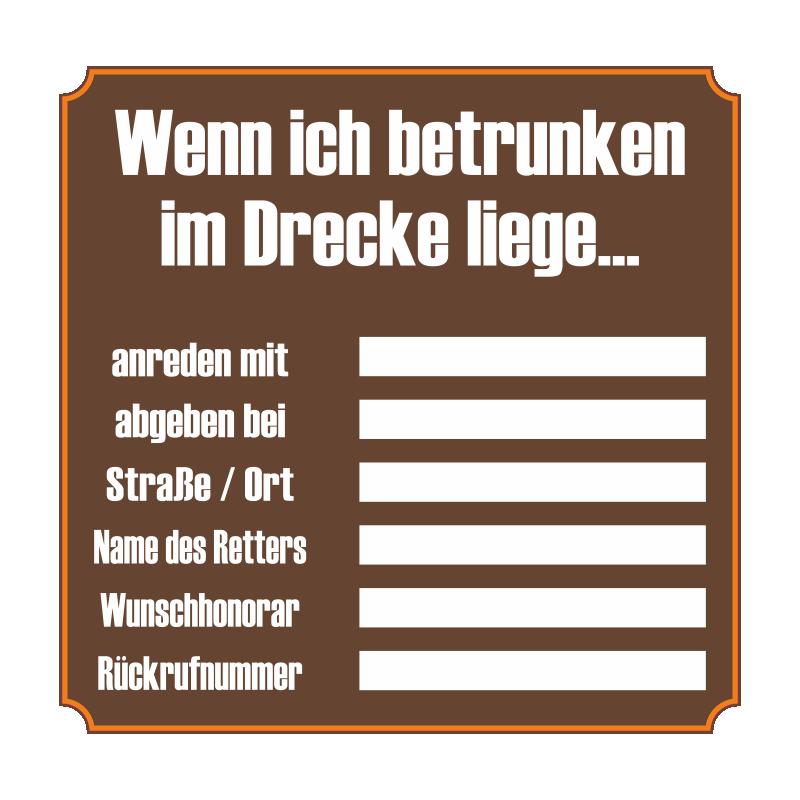 Wenn Ich So Liege Gehts : aufkleber wenn ich betrunken im drecke liege ~ A.2002-acura-tl-radio.info Haus und Dekorationen