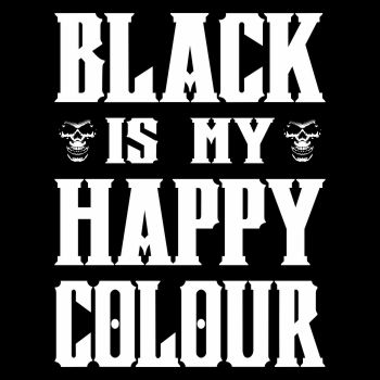 BLACK is my happy colour-Bekleidung bei spasskostet.de