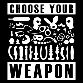 Choose your Weapon-Bekleidung bei spasskostet.de
