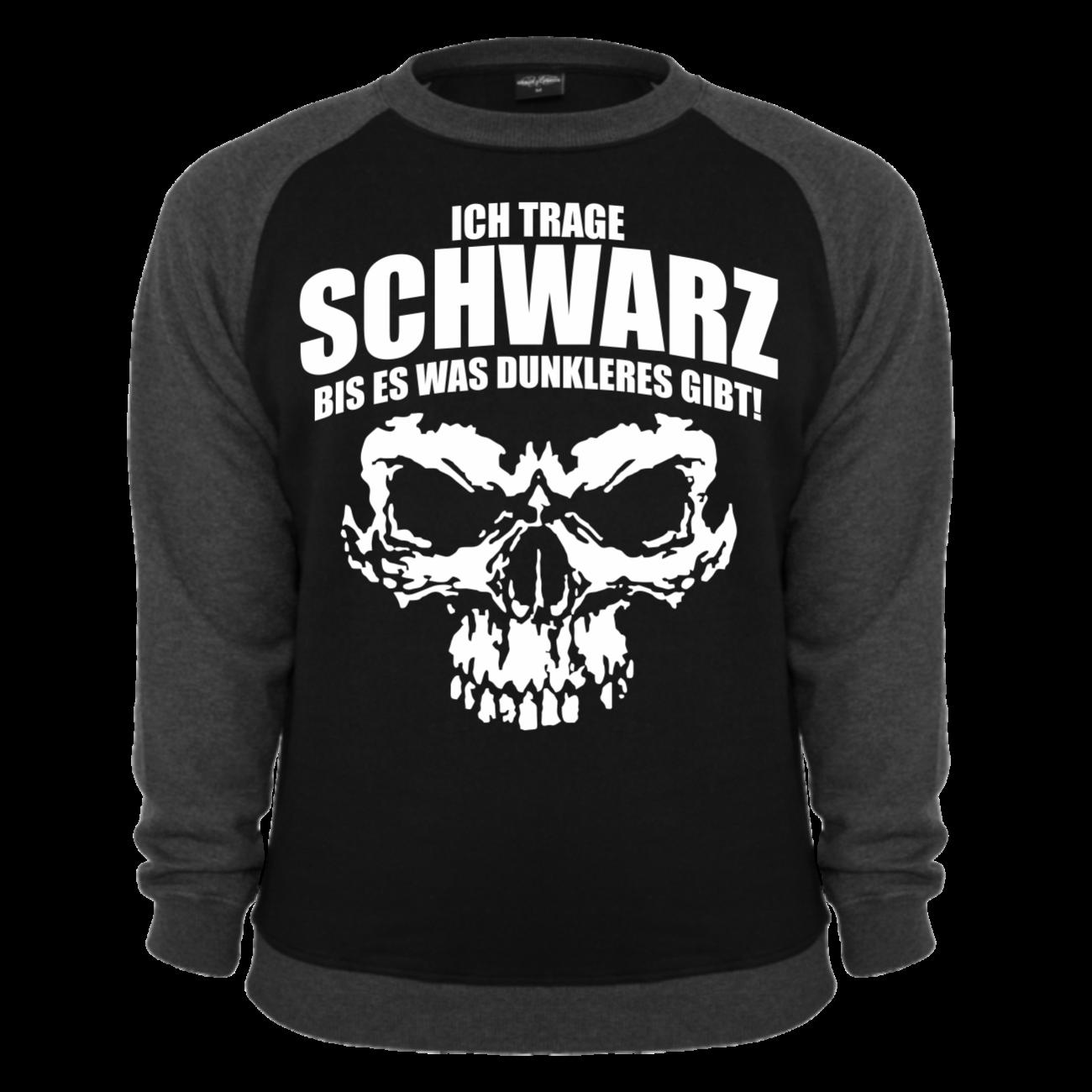Pullover ich trage schwarz bis es was dunkleres gibt for Pullover sprüche