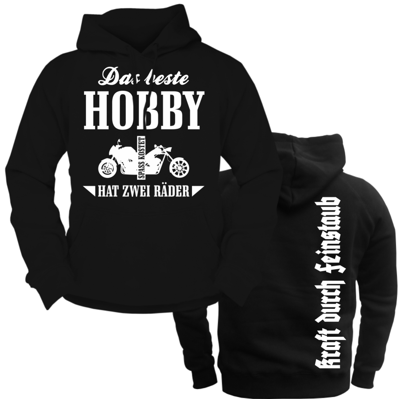 kapuzenpullover das beste hobby hat 2 r der hoodie. Black Bedroom Furniture Sets. Home Design Ideas