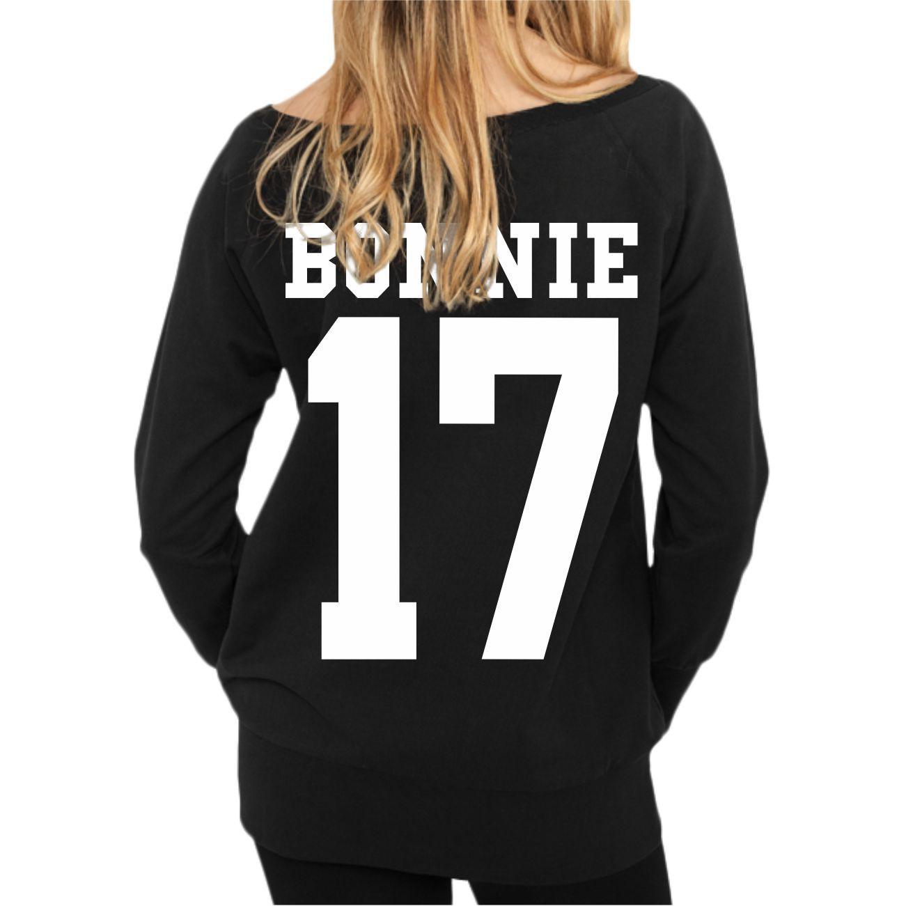 Partner Pullover BONNIE & CLYDE 2017 Sweatshirt Freund