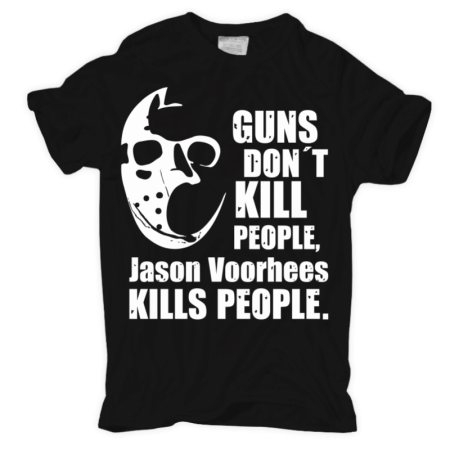 Jason kills people
