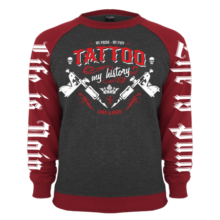 Pullover TATTOO - My History