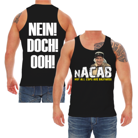 Träger NACAB - Not All Cops Are Bastards