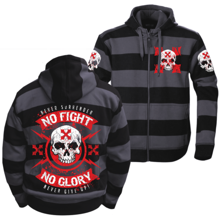 Prescott Kapujacke No Fight No Glory PREMIUM