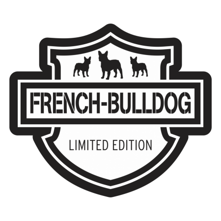 Aufkleber French Bulldog limited edition