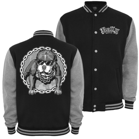 Baseballjacke American Bully COOL SUMMER