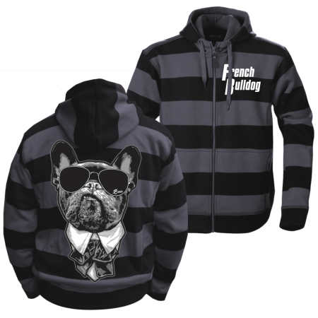 Prescott Kapujacke French Bulldog CHEF