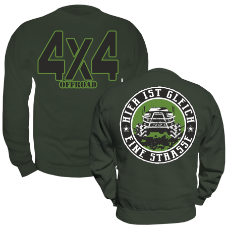 Pullover 4x4 Offroad