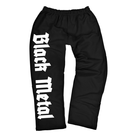 Jogginghose BLACK METAL