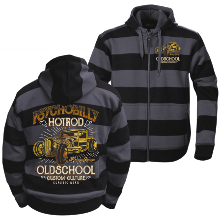 Prescott Kapujacke Psychobilly Hot Rod