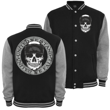 Baseballjacke La Familia UNITED WE STAND