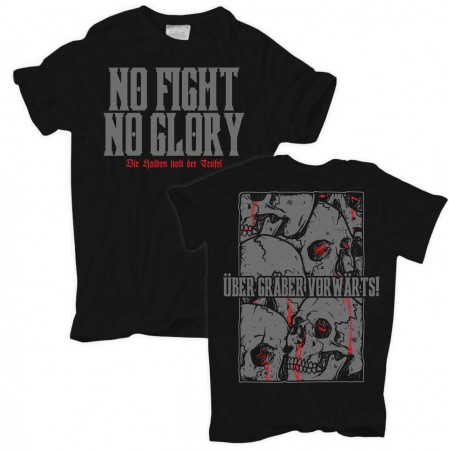 No Fight No Glory Die Halben holt der Teufel