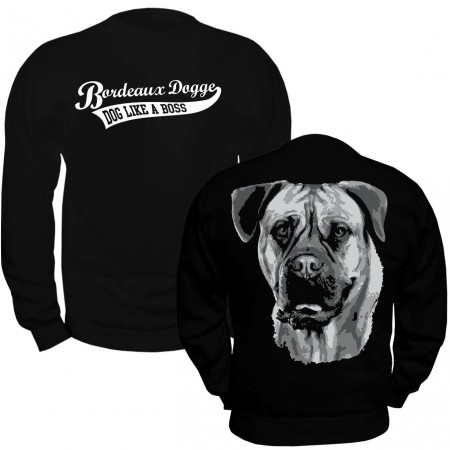 Pullover Bordeaux Dogge BOSS