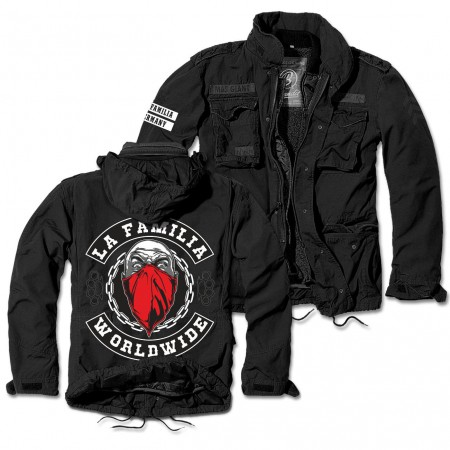 M65-Giant Jacke La Familia WORLDWIDE