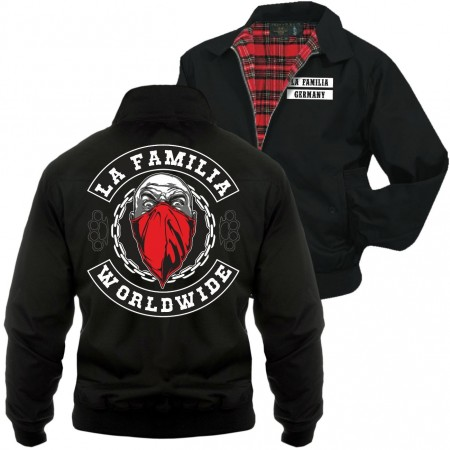 Harrington Jacke La Familia WORLDWIDE