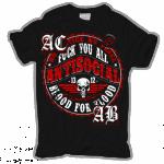 Shirt Anti Social